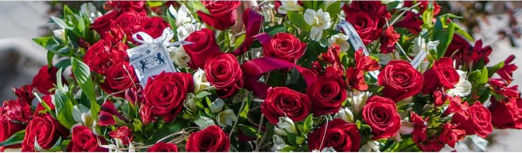 Самые красивые букеты с розами